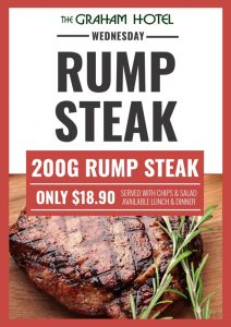 Rump It Every Wednesday