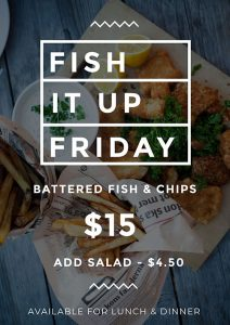 FISH IT UP FRIDAY