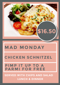 MONDAY PARMI DAY